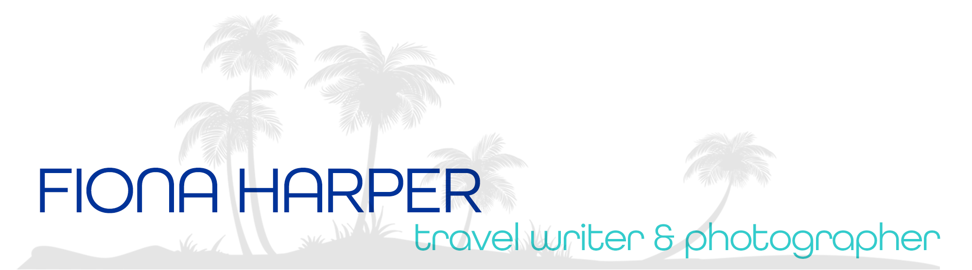 Fiona Harper travel writer and photographer| content creator  | digital travel editor